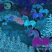Midnight Horses Poster