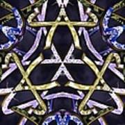 Midnight Tetraktys Poster