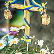Midsummer Pole Poster