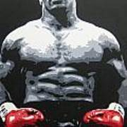 Mike Tyson 10 Poster