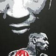 Mike Tyson 4 Poster