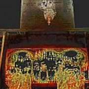 Eternal Light-golden Poster