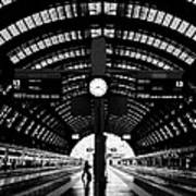 Milano Centrale - Train Station Poster