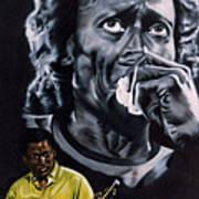 More Miles Of Davis Poster