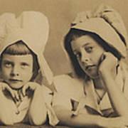 Milkmaid Sisters Poster