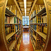 Milstein Room Nyc Library Poster