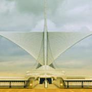 Milwaukee Art Center Poster
