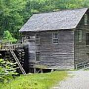 Mingus Mill In Tennessee Poster