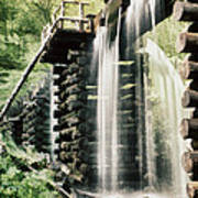 Mingus Mill Millrace Poster