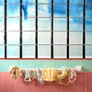 Mini Laundry Poster