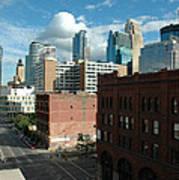 Minneapolis 1 Poster