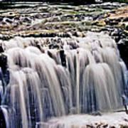 Minneopa Falls Upper Poster