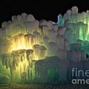 Minnesota Ice Castle 2013 Poster