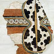 Minoan Livestock Painting Poster