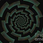Minotaur's Labyrinth Poster