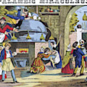 Miraculous Still, 1839 Poster
