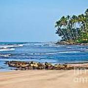 Mirissa Beach Sri Lanka Poster
