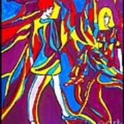 Miss 1966 Poster Design Poster