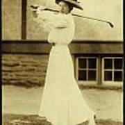 Miss Katherine Harley Poster