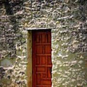 Mission Concepcion - Door Poster