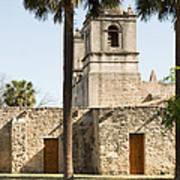Mission Concepcion In San Antonio Poster