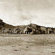 Mission San Antonio De Padua California Circa 1903 Poster