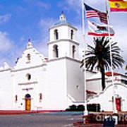 Mission San Luis Rey Poster