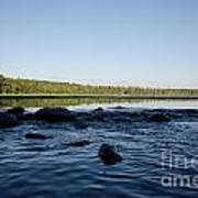Mississippi Headwater And Lake Itasca Poster