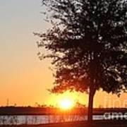Mississippi Sunset 3 Poster