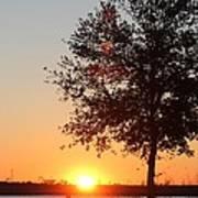 Mississippi Sunset 7 Poster