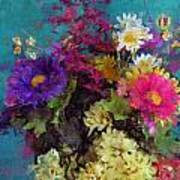 Mixed Bouquet Poster