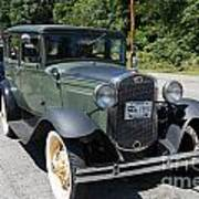 Model A Poster