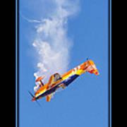 Model Plane 10 Poster