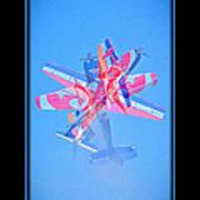 Model Plane 12 Poster