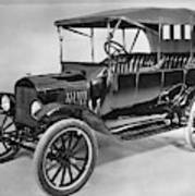 Model T Ford (1921) Poster