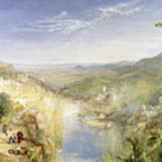 Modern Italy - The Pifferari, 1838 Poster