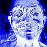 Mohandas Gandhi Poster