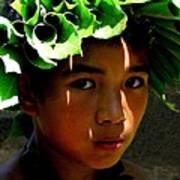Molokai Keiki Kane Poster