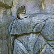 monkey I Poster