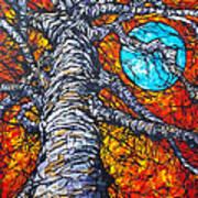 Monster Tree Poster