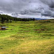 Montana Breeding Ground Poster