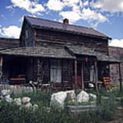 Montana Home 2 Poster