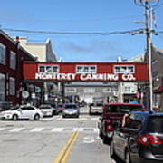 Monterey Cannery Row California 5d25027 Poster