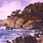 Monterey Glory Poster