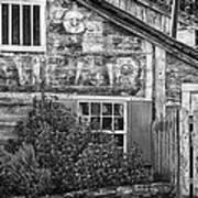 Monterey Historic Building 1 Poster