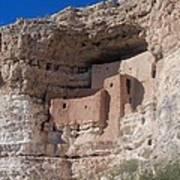 Montezuma Castle Arizona Poster