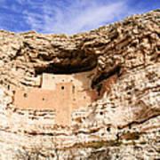 Montezuma Castle Poster