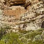 Montezumas Castle 14 Poster
