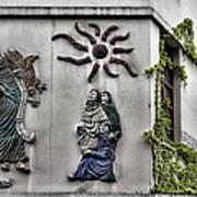 Montmartre Wall Art  Poster