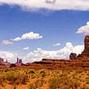 Monument Valley - Arizona Poster